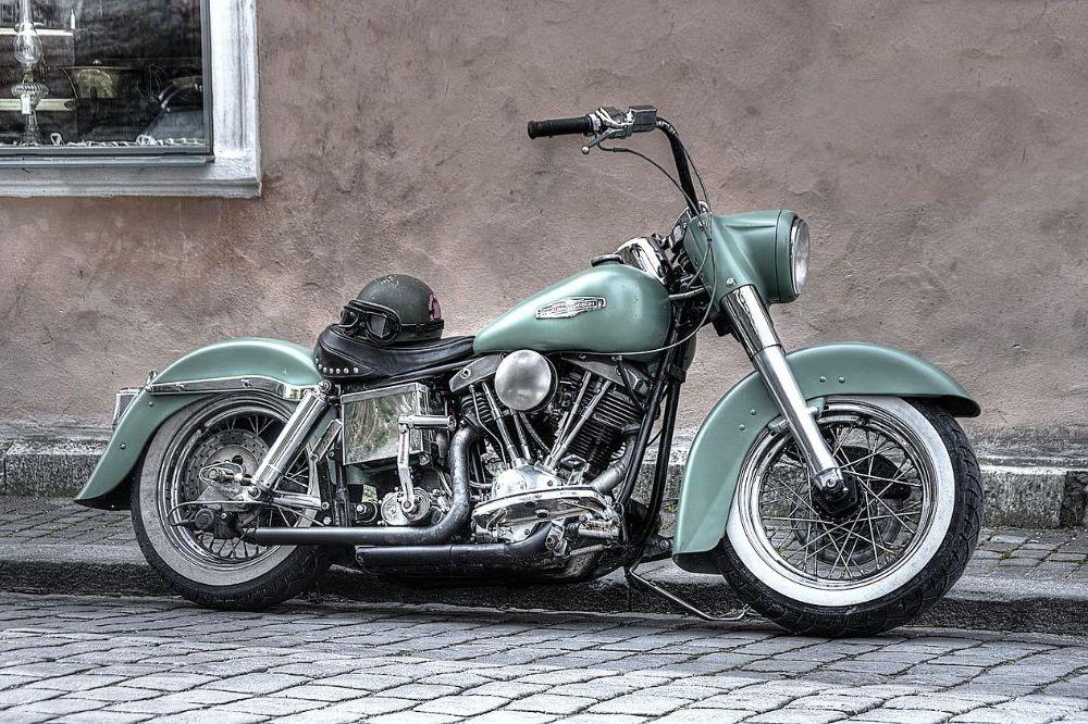 De Harley-Davidson-myth