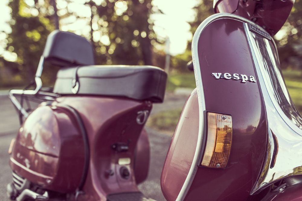 De legende van de Vespa