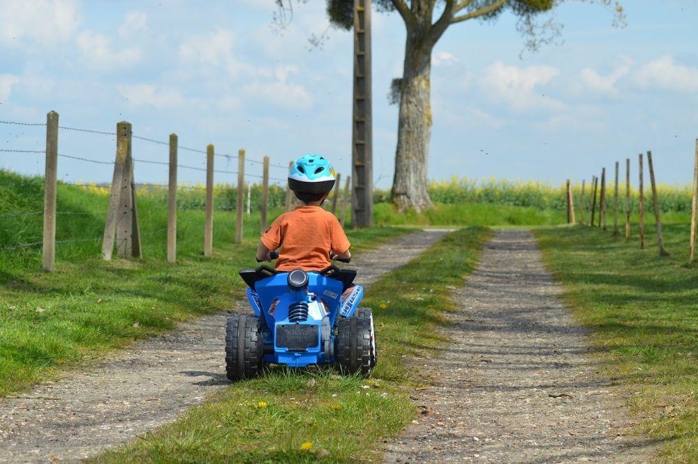 Een gids voor beginnende quad rijders