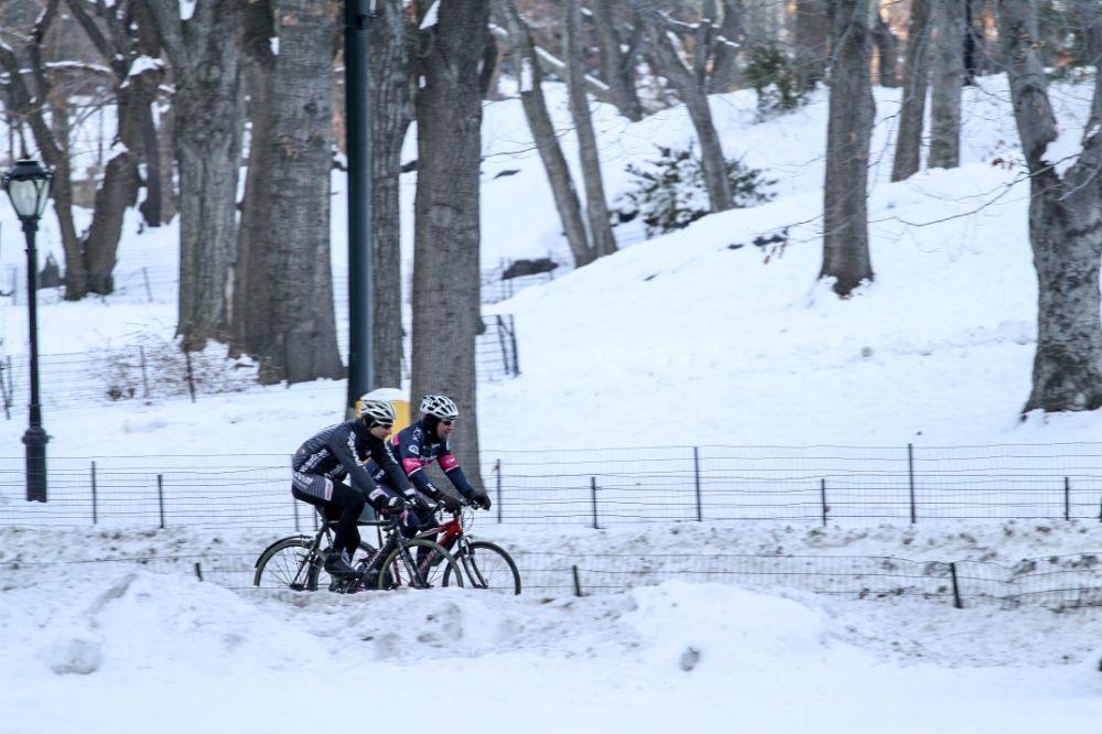 Winters fietsweer
