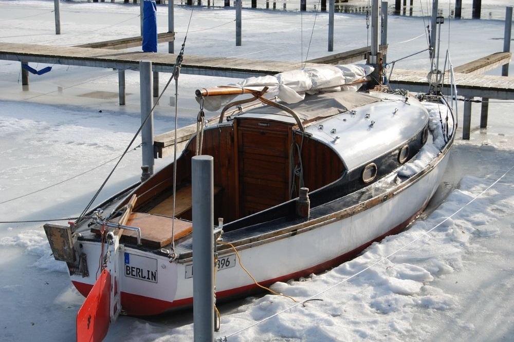 Zo maak je je boot winterklaar