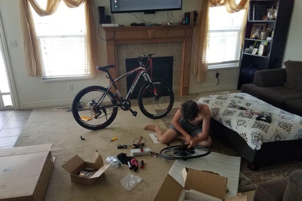 Zo onderhoud je je fiets het hele jaar door