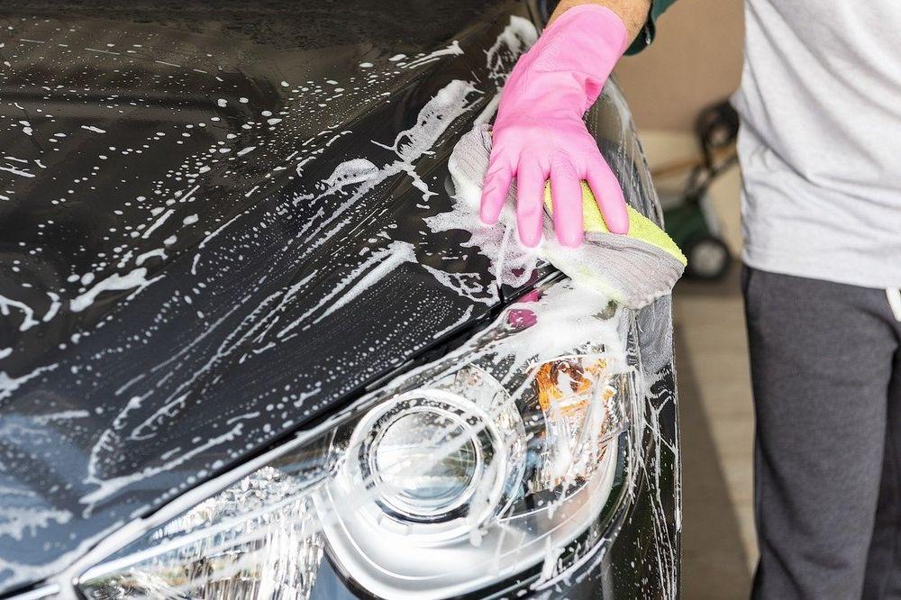 Een fikse schoonmaakbeurt voor je auto